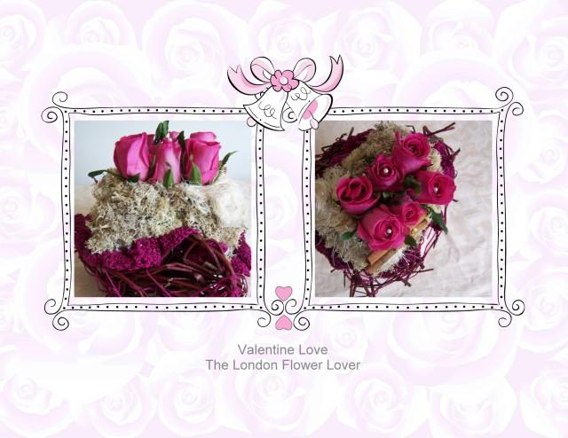 valentine The London Flower Lover