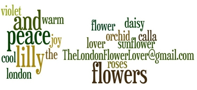 the london flower lover green and yellow