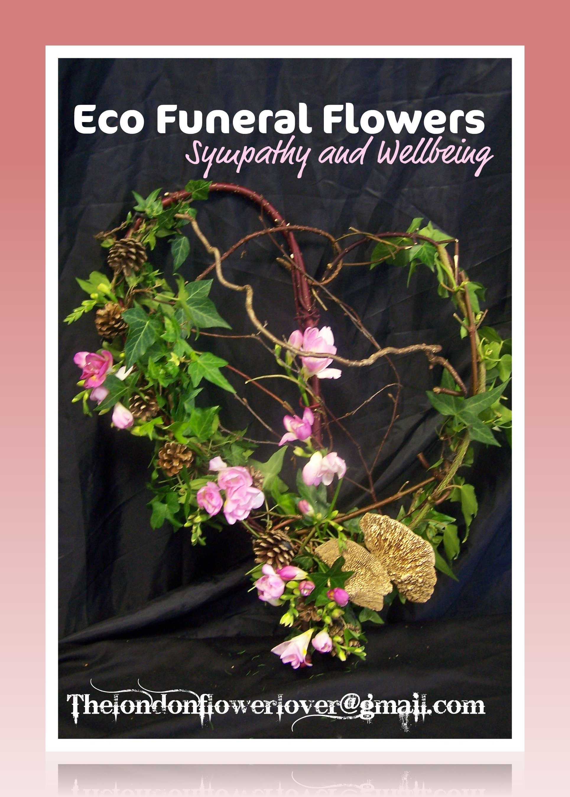 Laughter Happiness and Flowers at this Weeks Funeral