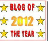 6 star 2012 blog award