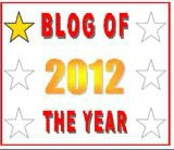 one star 2012 blog award