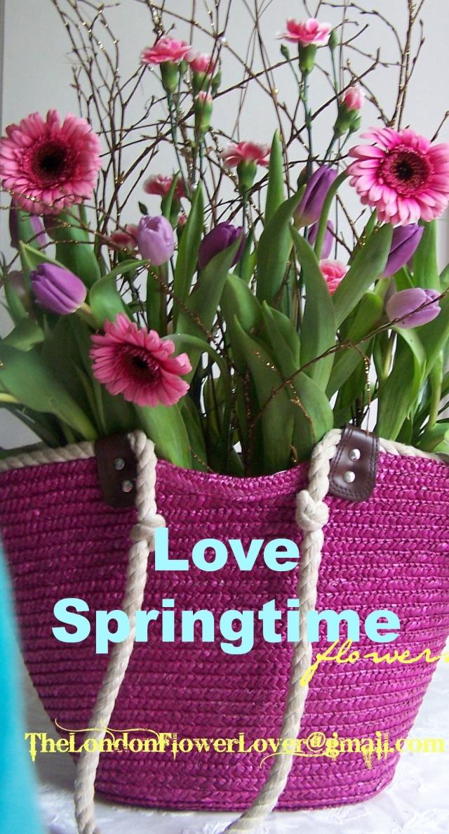 the london flower lover love spring time flowers
