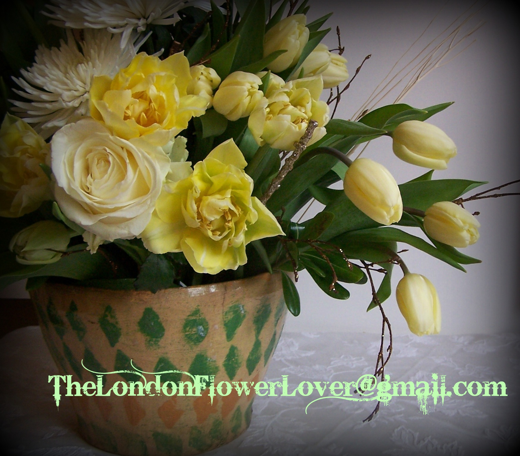 London Florists Suggestsspring Clean Your Clutter Give Thanks
