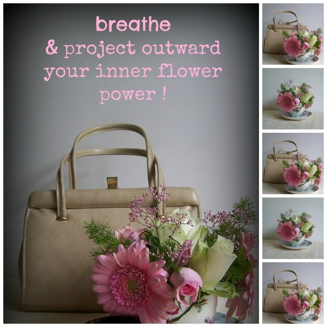 breathe inspiration the london flower lover Collage