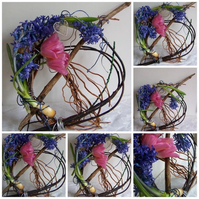 unbind your heart wreath
