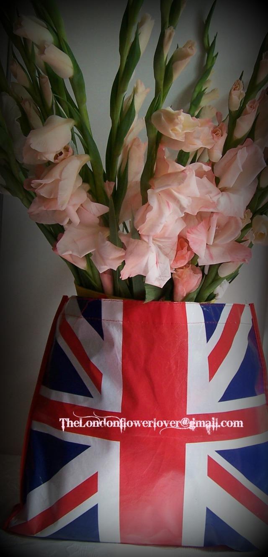 gladioli The London Flower Lover 1