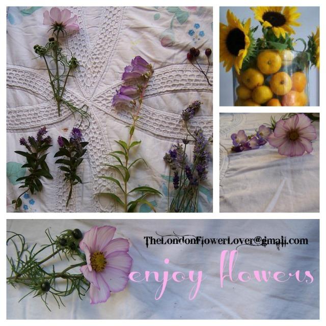 vintage flowers collage6
