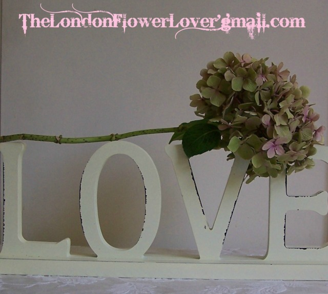 TheLondonFlowerLover love 1