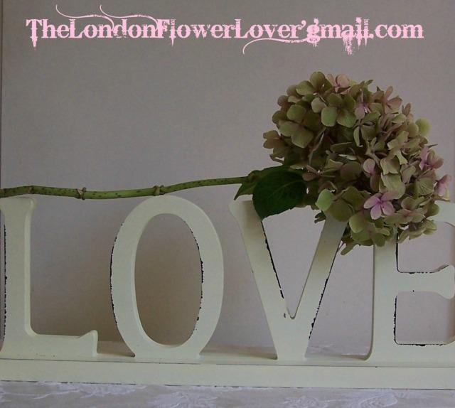 TheLondonFlowerLover love 1
