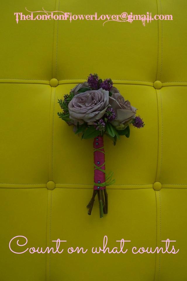 antique rose bouquet count on what counts