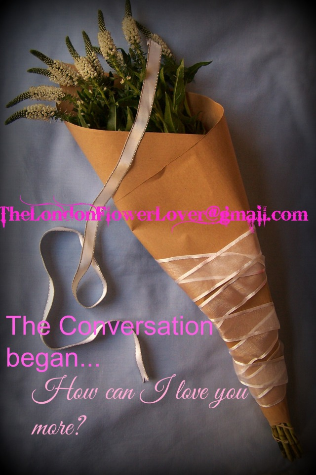 TheLondonFlowerLover The conversation, how can i love you more