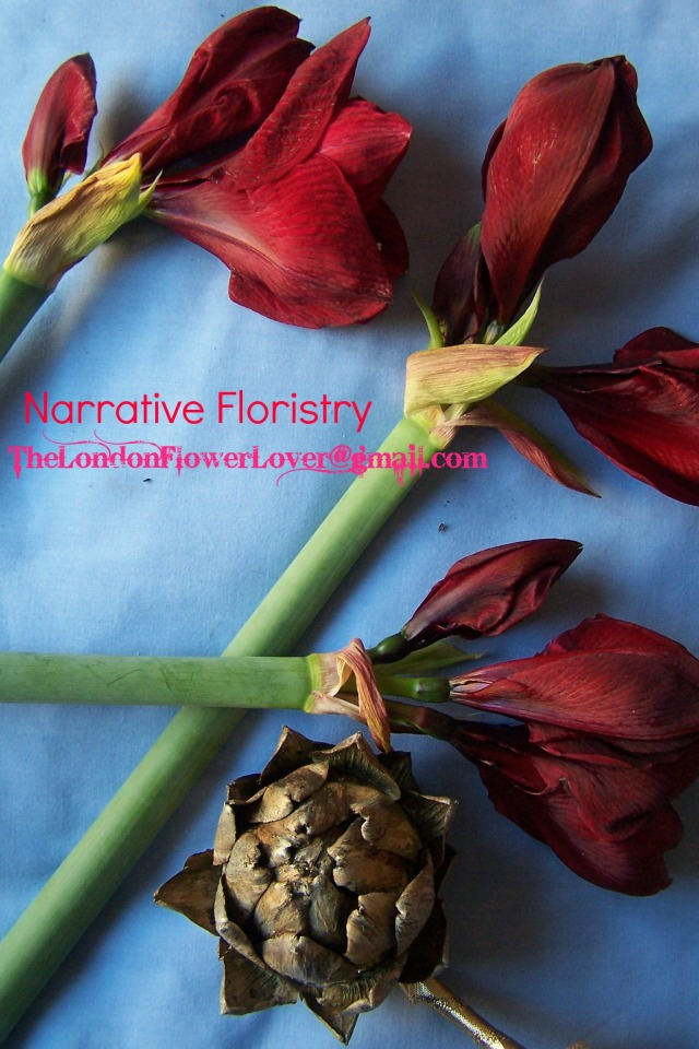 Narrative Floristry The London Flower Lover