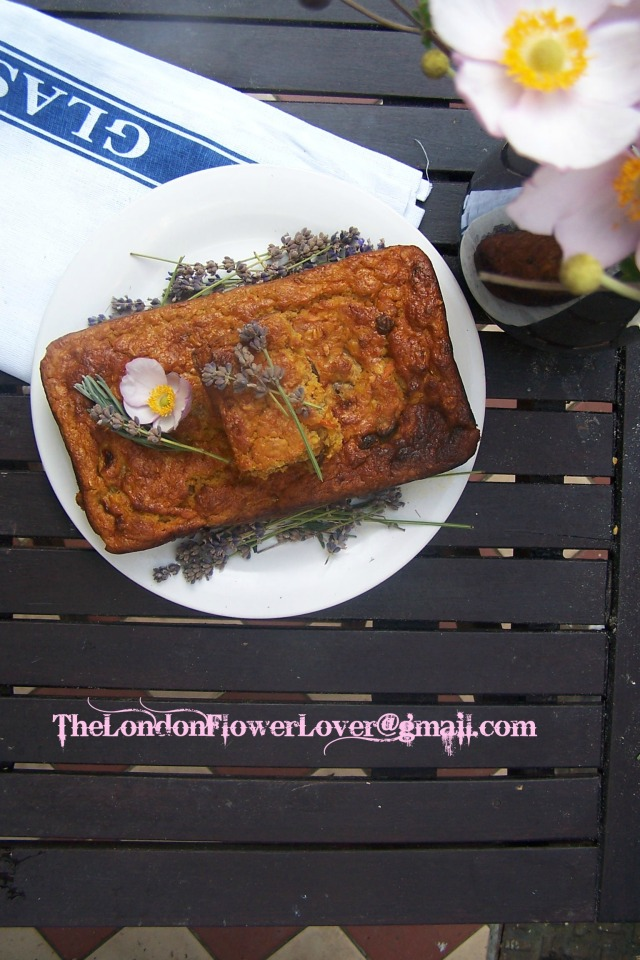 summer lavender cake The London Flower Lover