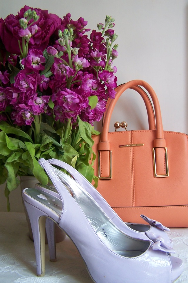 Summer Flowers and Glamorous shoes The London Flower Lover