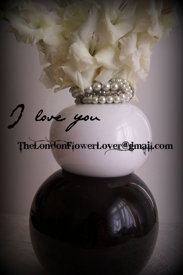 The London Flower Lover I Love You