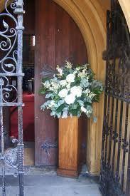 Wedding Flowers church-flowers-doorway The London Flower Lover