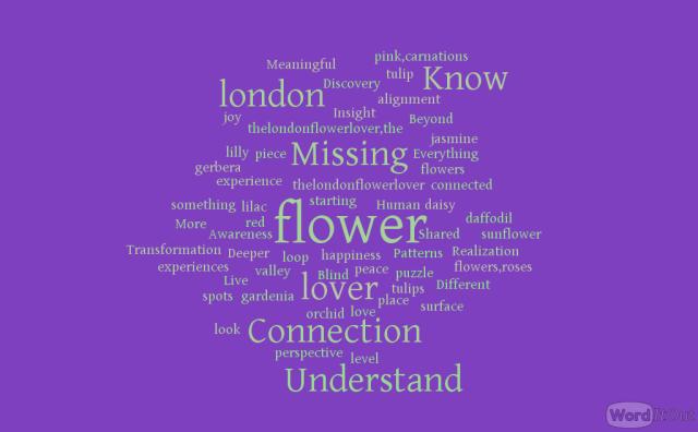TheLondonFlowerLover transformer words
