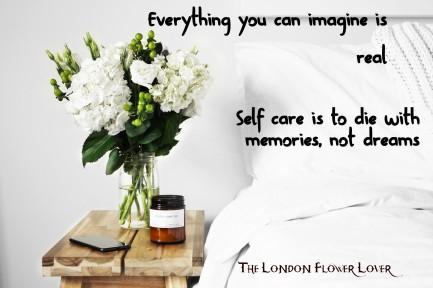 Self care The London Flower Lover (1)