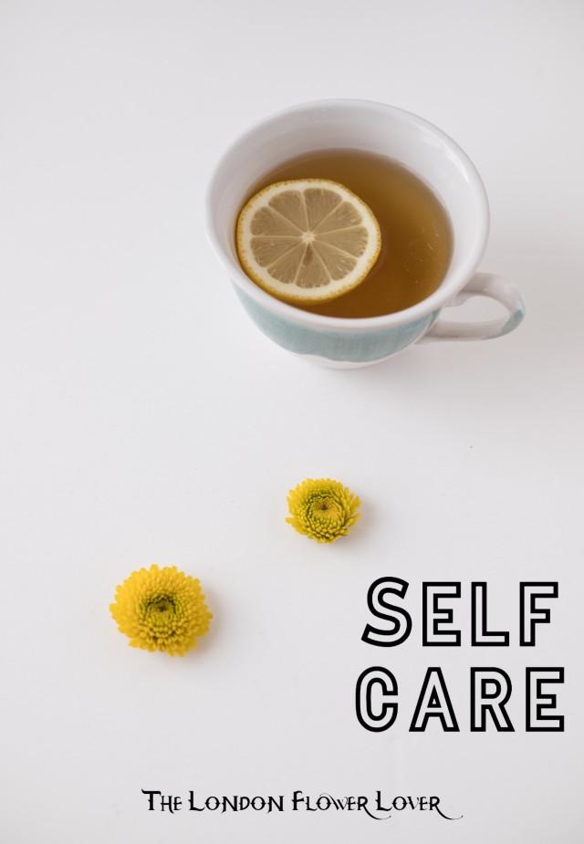 Self care The London Flower Lover (2)