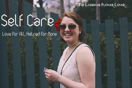 Self Care the London Flower Lover (3)