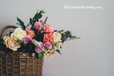 TheLondonFlowerLover flower basket