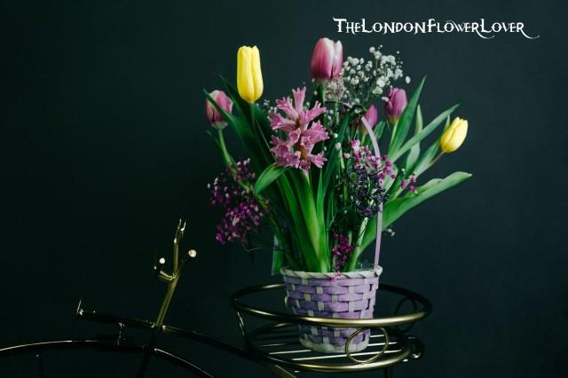 thelondonflowerlover spring tulips